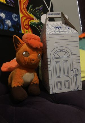 Pokemon Build a bear Vulpix for Sale in Fort Lauderdale, FL