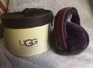 Purple Ugg Ear muffs for Sale in Seattle, WA