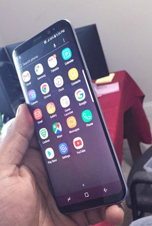 """Samsung Galaxy S8 64GB ,,Factory UNLOCKED Excellent CONDITION """"as like nEW"""" for Sale in Springfield, VA"""