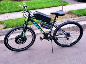 New! Electric bicycle. for Sale in Troutdale, OR