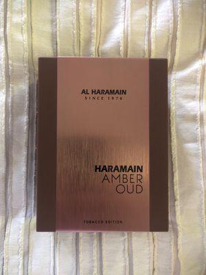 Al Haramain Amber Oud -Tobacco Edition (Tom Ford Tobacco Vanille Clone) for Sale in Hacienda Heights, CA