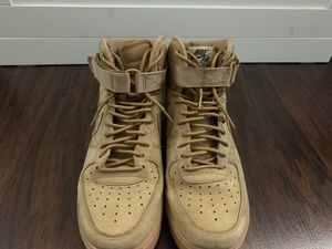 Nike Air Force 1 Wheats for Sale in Toms River, NJ