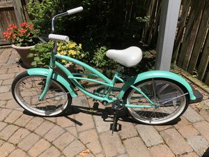 """Firmstrong Urban Girl 20"""" Beach Cruiser Bicycle for Sale in Reston, VA"""
