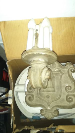 Antique light fixer's for Sale in Suisun City, CA