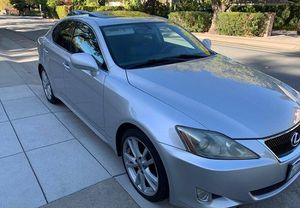 For sale.2 0 0 6 2006 Lexus IS250  Needs.Nothing FWDWheels One Owner for Sale in Aurora, CO