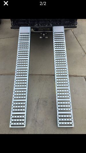 1000 pound each Trailer Ramps for Sale in Banning, CA