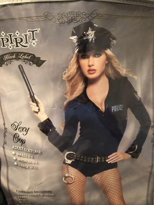 Cop Halloween costume disfras for Sale in Irving, TX