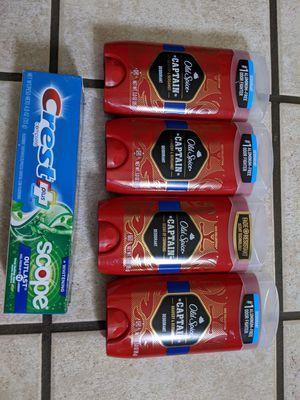 Men's deodorant old spice 3.0oz for Sale in Arlington, TX