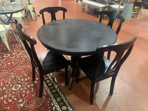 Table and 4 chairs for Sale in Richmond, VA