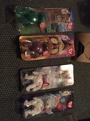 1999 ty beanie baby's McDonald's complete set. for Sale in Columbus, OH
