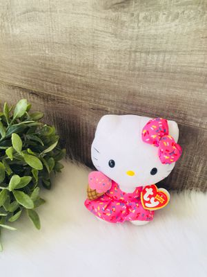 Ty hello kitty 🐱 for Sale in Sacramento, CA