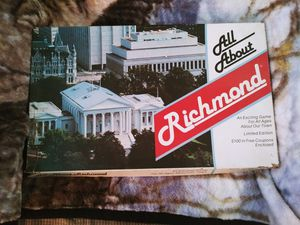 All about Richmond board game for Sale in Suffolk, VA