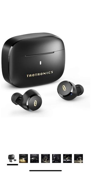 Taotronics wireless earbuds for Sale in Kirkland, WA