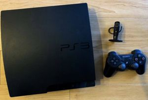 PS3 with controller, Fifa 2012, and Bluetooth Headset for Sale in Irvine, CA