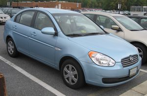 2009 Hyundai Accent 4 doors Very Cheap for Sale in Boston, MA