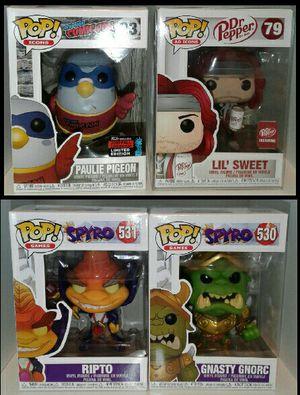 FUNKO POP LOT for Sale in San Antonio, TX