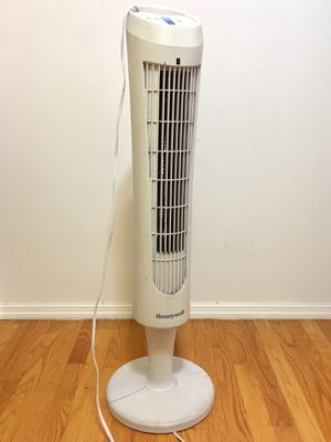 Honeywell Quietset tower fan for Sale in Queens, NY