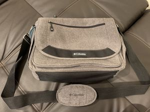 Genuine Columbia Messenger / Diaper Bag - Many Compartments for Sale in Westminster, CA