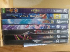 Yugioh and other Anime Dvd bundle for Sale in Aberdeen, WA
