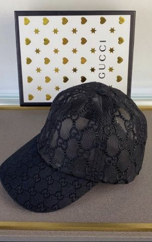 Fashion Gucci Cap Hat for Sale in Metairie, LA