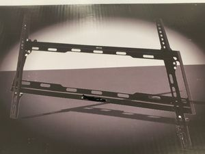 Tilt tv wall mount 37 to 90 inch ...new in box .. high capacity for Sale in Plano, TX