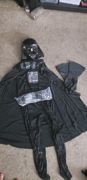 Dark vader COSTUME size 8_10 for Sale in Las Vegas, NV