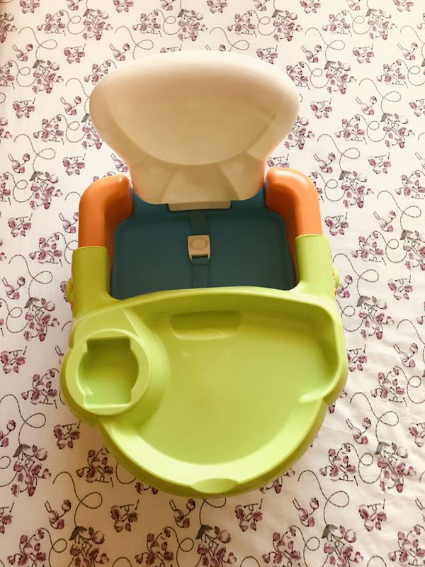 Baby Base 2-in-1 Booster Seat