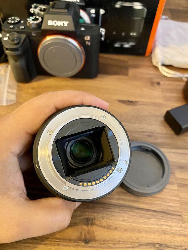 Sony A7ii Camera + 2 lenses and extras