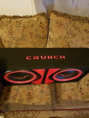 Crunch Subs for Sale in Erie, PA