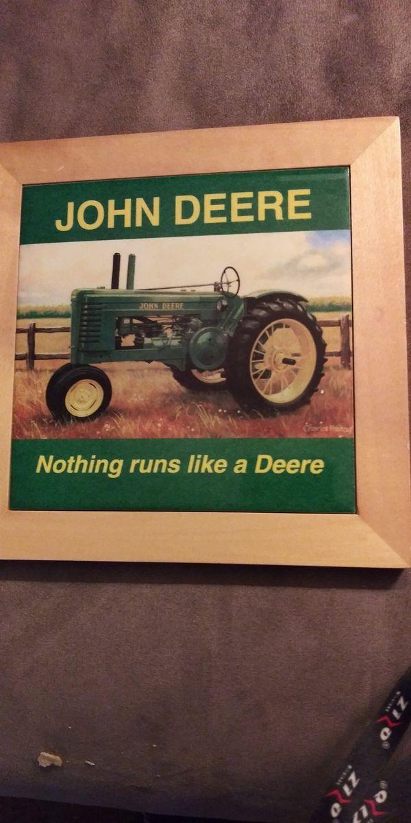 John Deere Wall DECOR