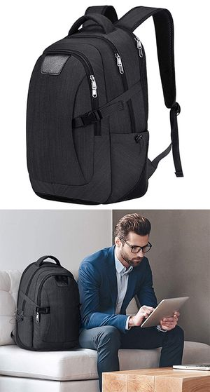 "(NEW) $20 Laptop Backpack for 17"" Computer Notebook Business School Bag Waterproof Cover (30L) for Sale in South El Monte, CA"