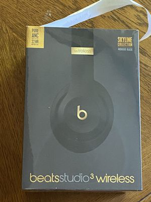 Beats Skyline Collection Midnight Black for Sale in Manassas, VA