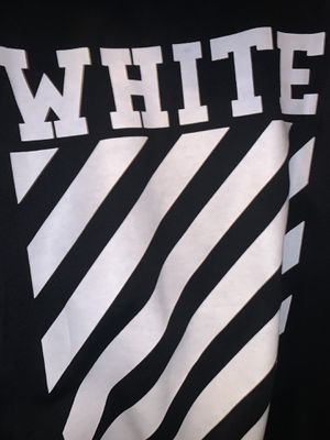 Off White Hooded Sweatshirt for Sale in Atlanta, GA