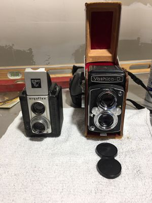 Argoflex & Yashica-D Cameras for Sale in Whittier, CA