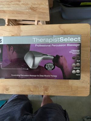 Homesick Professional Massager Brand New in Box for Sale in Sayre, PA