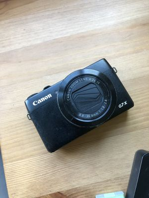 Canon G7x PowerShot Vlogger Kit for Sale in Los Angeles, CA