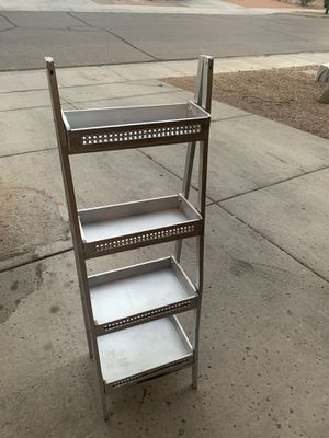 Small shelf stand height 4ft 7in for Sale in Laveen Village, AZ