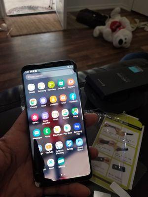 Samsung Galaxy s9 plus for Sale in Seattle, WA