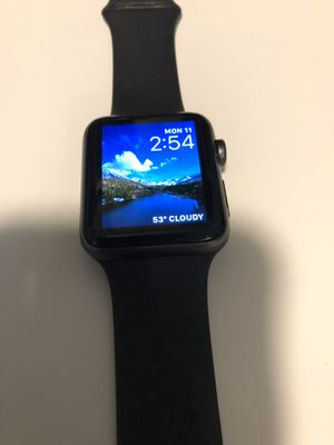 Apple Watch Series 3 42mm GPS for Sale in San Antonio, TX