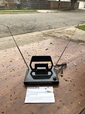 Philips HDTV Coaxial Antenna for Sale in Fresno, CA