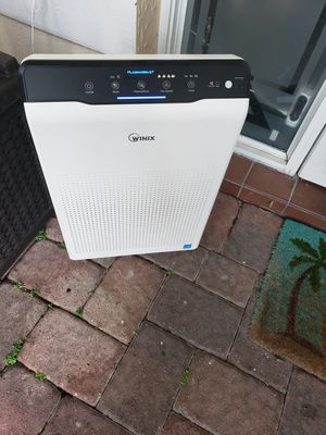 Winix C535 True HEPA Air Purifier with PlasmaWave Technology, 360 Square Feet, for Sale in Pompano Beach, FL