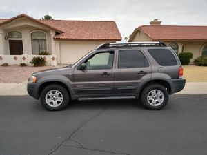 2002 Ford escape XLT 4x4 for Sale in Tempe, AZ