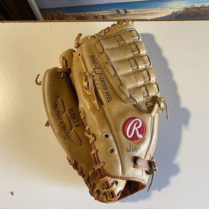 Rawlings Leather Baseball Glove for Sale in San Diego, CA