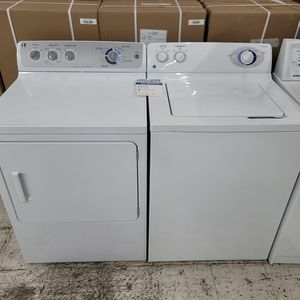 Great GE Washer And Dryer Set #32 for Sale in Arvada, CO