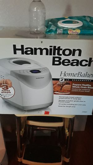 Bread maker new in box for Sale in Killeen, TX