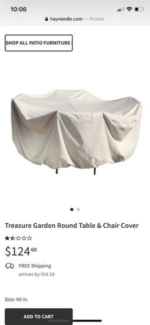 Patio furniture cover for Sale in Alexandria, VA