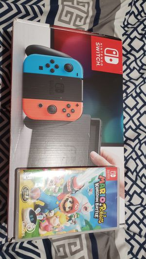 Nintendo switch All NEW for Sale in Hyattsville, MD
