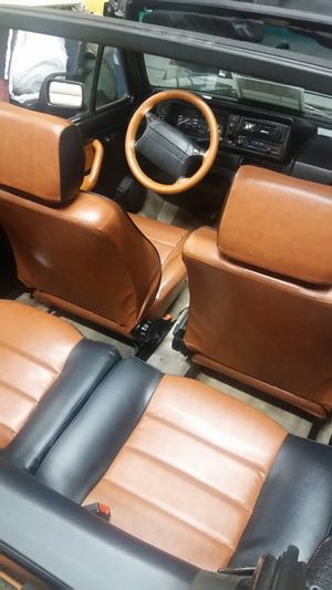 Car seat reupholstery for Sale in Baltimore, MD