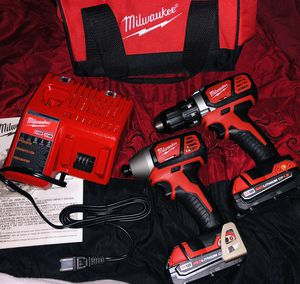 MILWAUKEE FUEL SET(NEW) for Sale in Arlington, TX