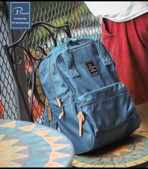 Travel backpack - dark green for Sale in Kansas City, MO
